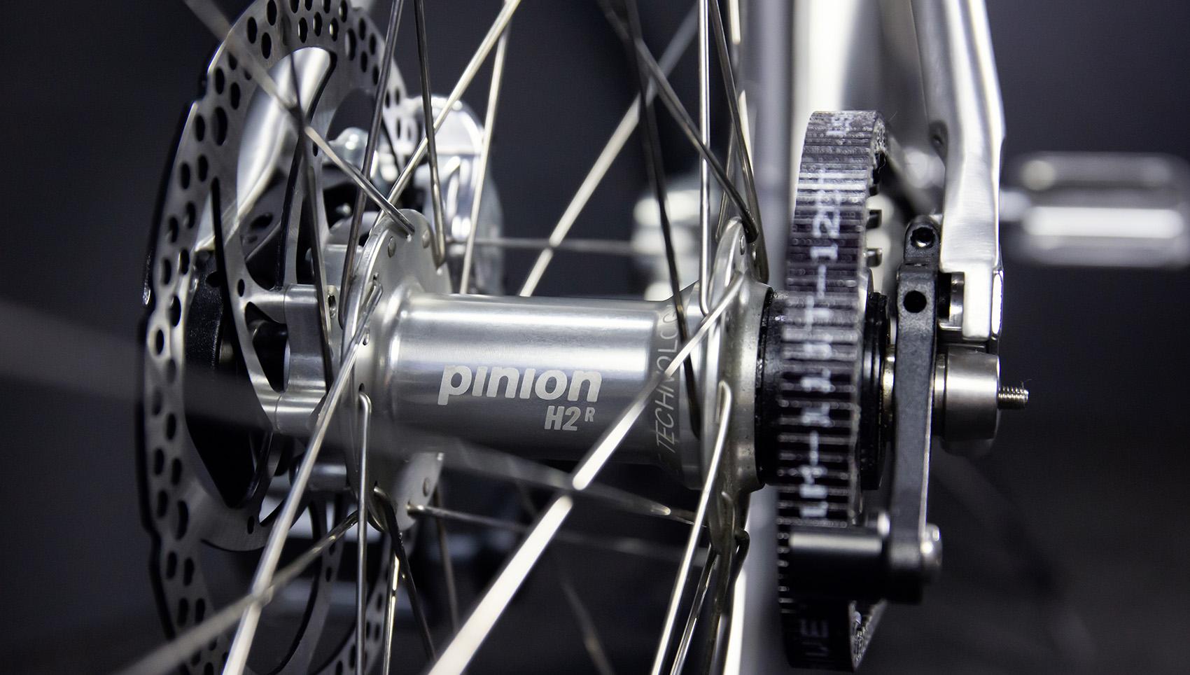 Schindelhauer Bikes | Wilhelm P-Line