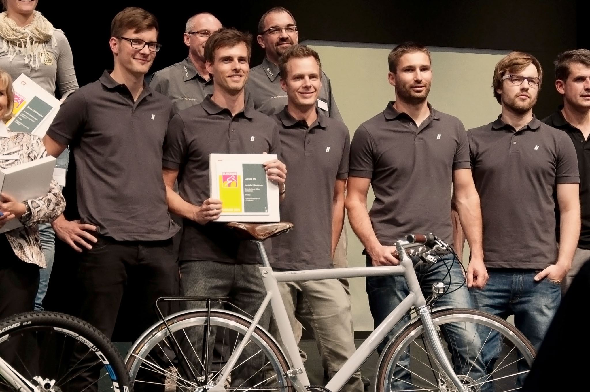 Eurobike Award 2011
