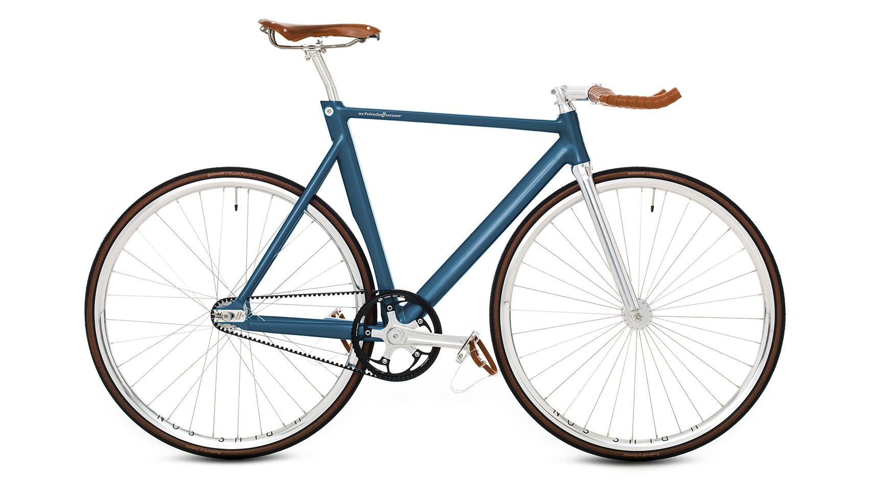 Schindelhauer Bikes | Hektor track frameset