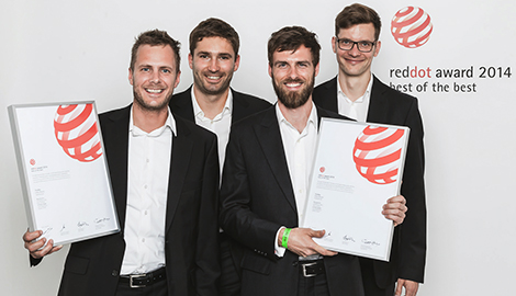 Red Dot Award 2014 Best of the Best