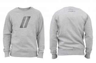 Sweatshirt - stripes logo Men