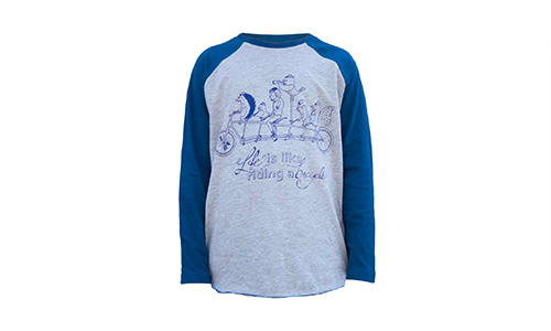 Longsleeve – Life Is Riding