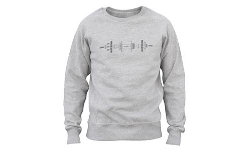 Sweatshirt – Flip-Flop-Nabe