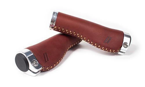 Ergo Leather Grips