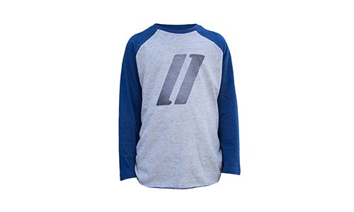 Longsleeve – stripes logo